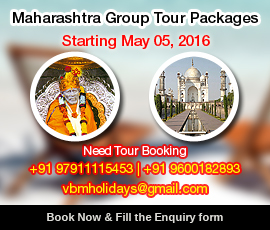 Maharashtra Group tour Packages